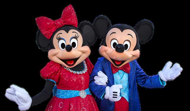 mickey mouse la