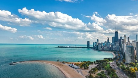lake michigan chicago