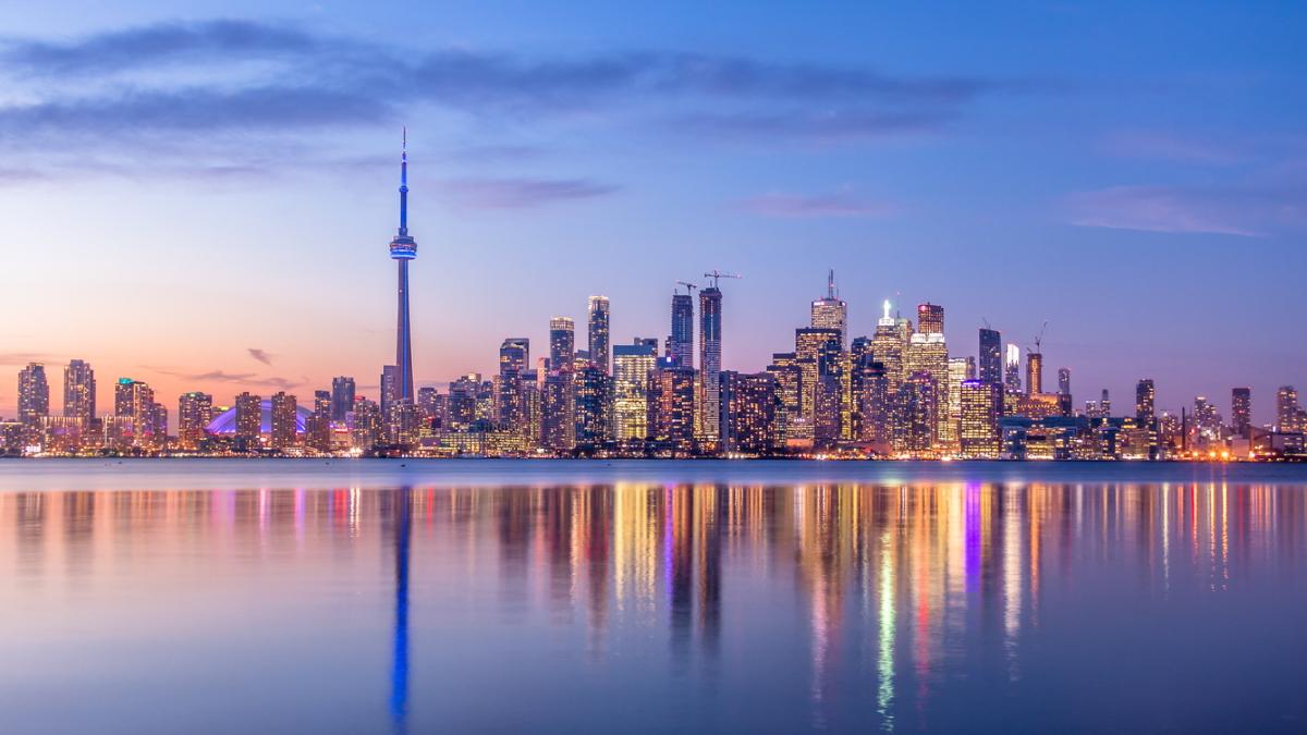 TorontoSkylineNight