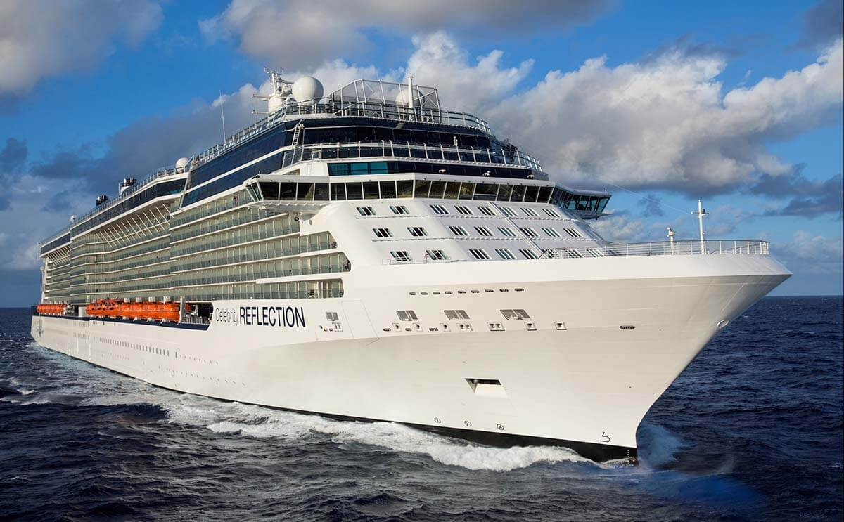Aerial Celebrity Reflection